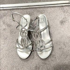 Sandal Rhinestone Heels